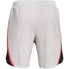 Under Armour Launch SW 2-i-1 7 '' shorts Herrer, rød/hvid